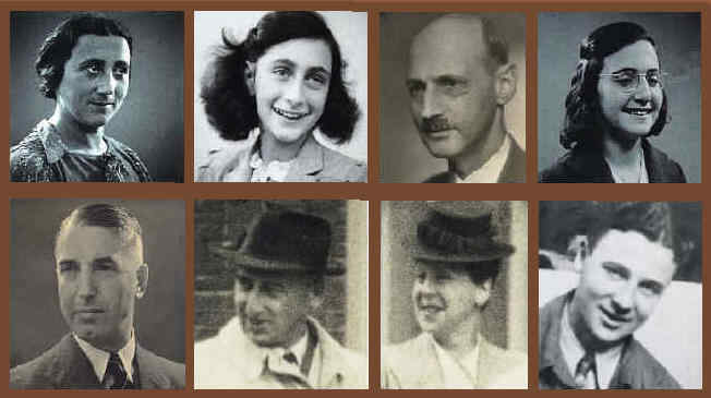 The Diary Of Anne Frank Home Page